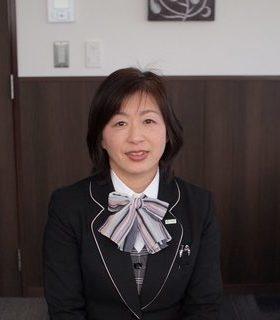 依田さゆり(専務)