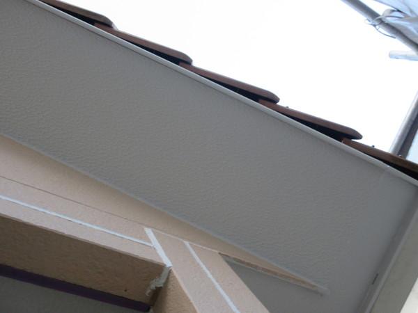 我が家の外壁塗装 四
