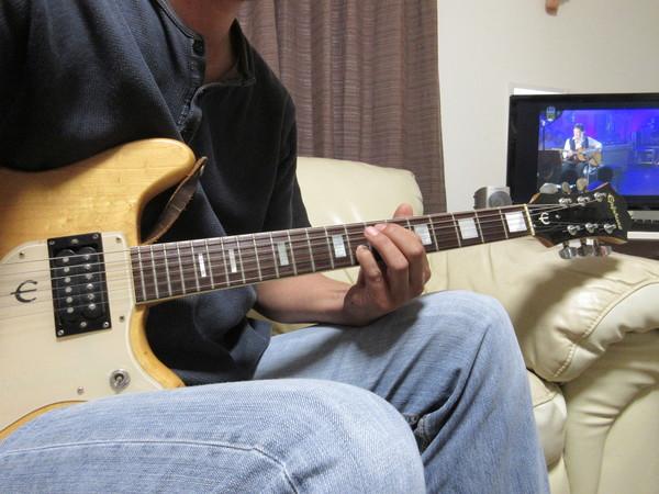 音楽の時間 ギター編