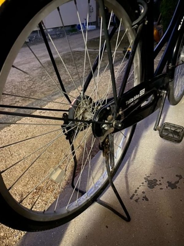 自転車出張修理🚲