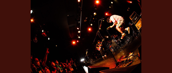 岡山のライブ